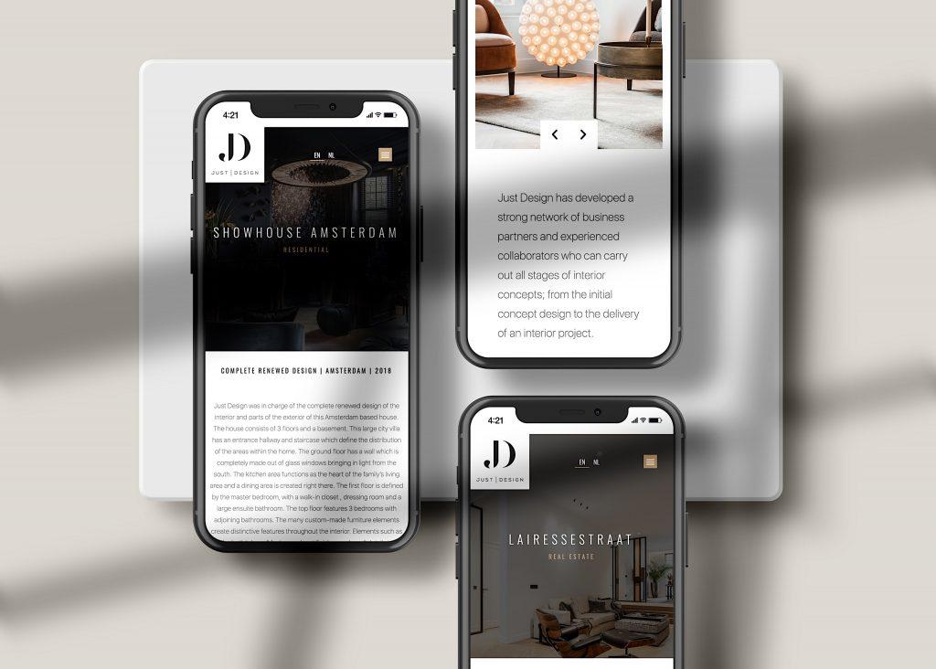 justdesign iphone screens mockup 3